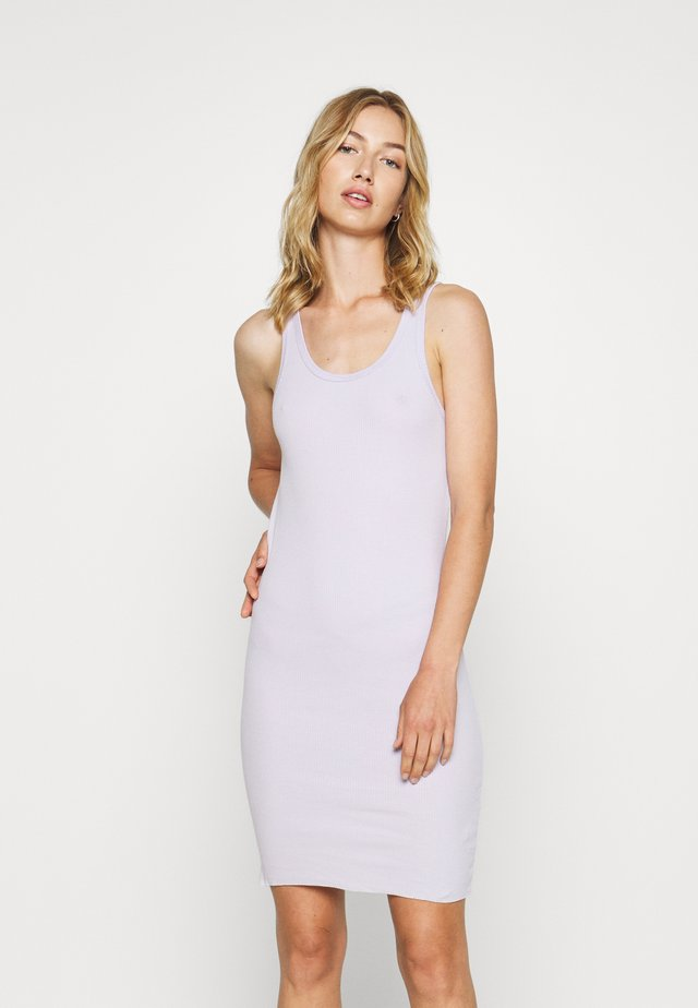 DRESS - Shift dress - soft lilac