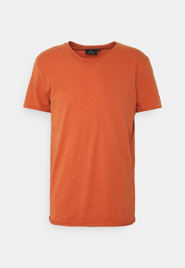 CASUAL - T-shirt basic - summer orange