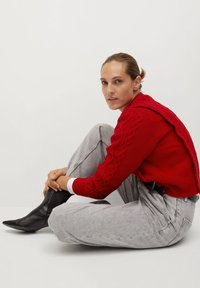 Mango - OVERALL - Jumper - rouge - 4