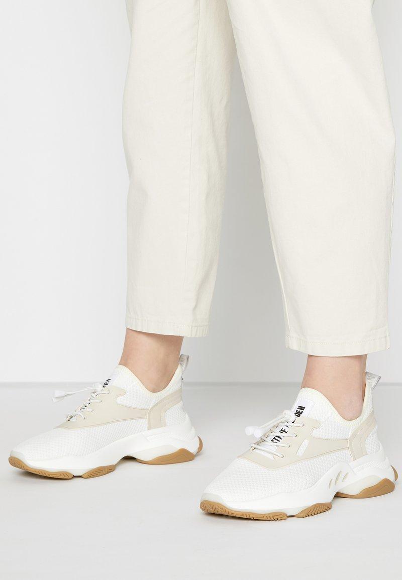 Steve Madden - MATCH - Sneakers laag - beige/multicolor