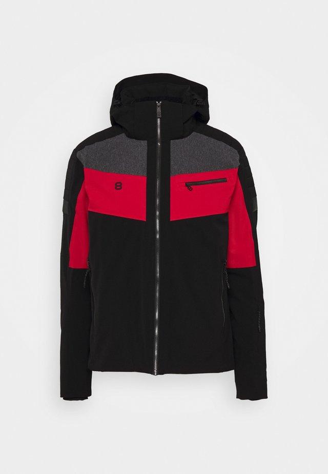 FLEMING JACKET - Ski jacket - black