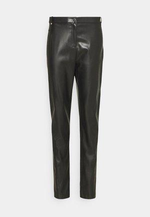 PANTALONI TROUS SOFT - Trousers - nero