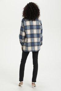 Kaffe - KATALIA  - Summer jacket - multi blue check - 2