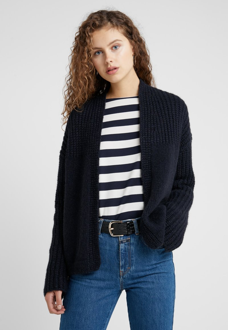 CLOSED - Cardigan - dark night