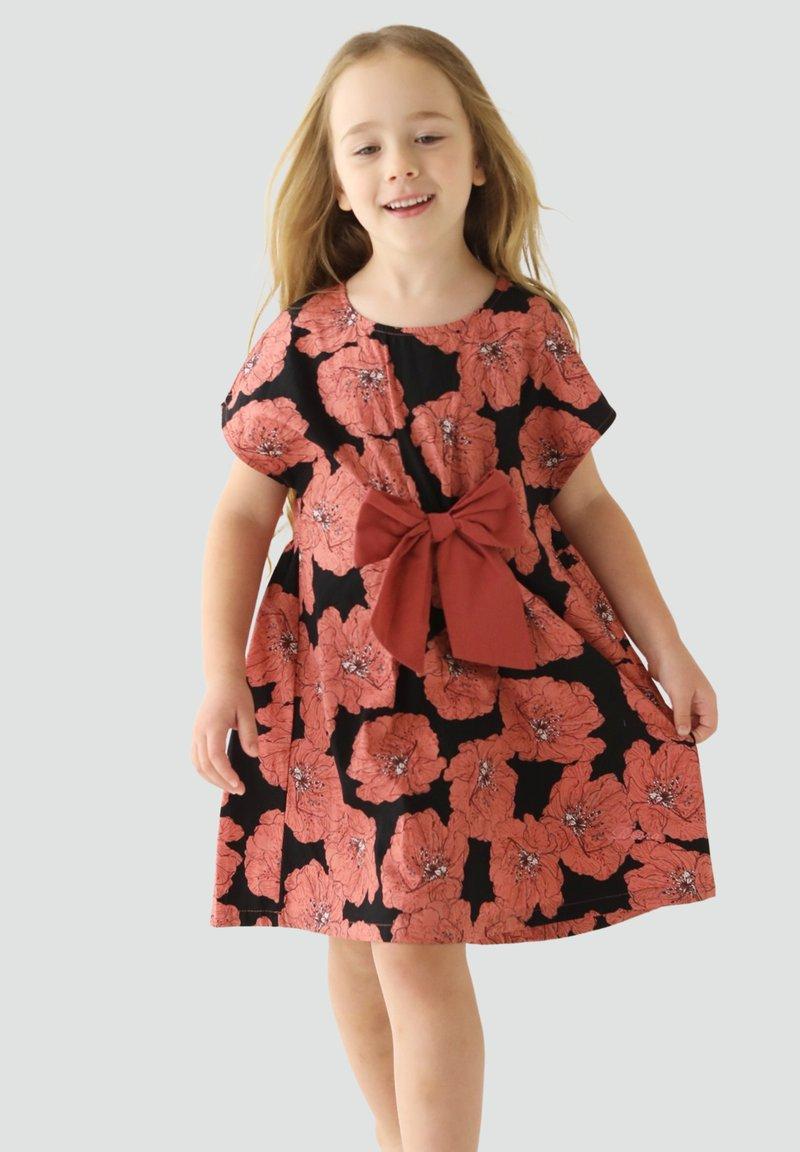 Rora - FRENCH  - Day dress - apricot