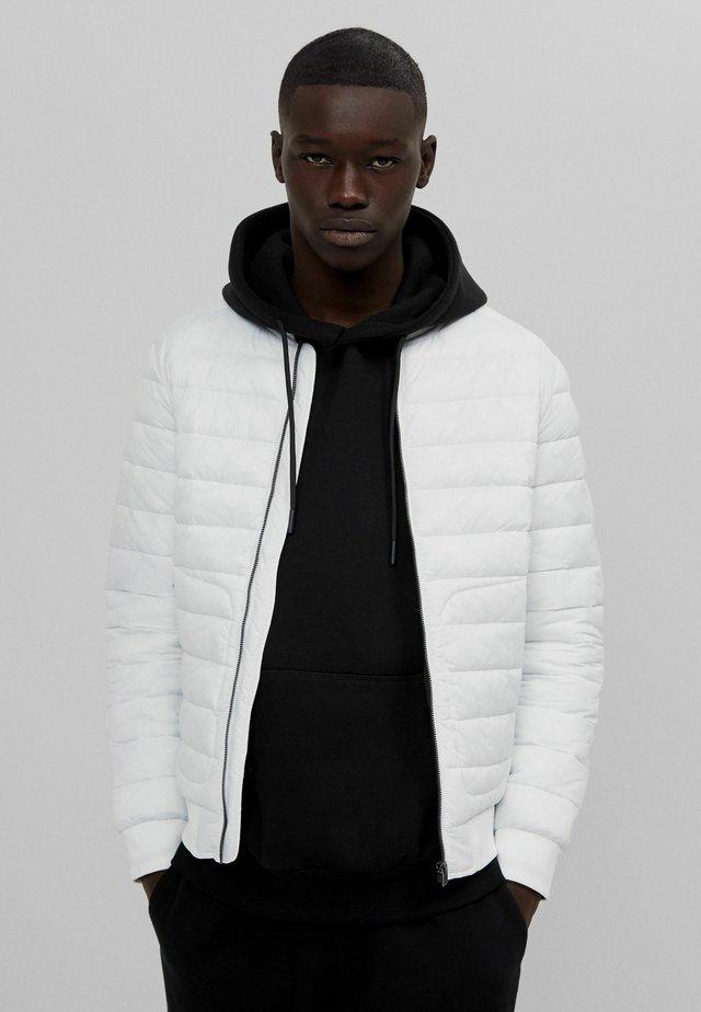 LEICHTE - Manteau court - white