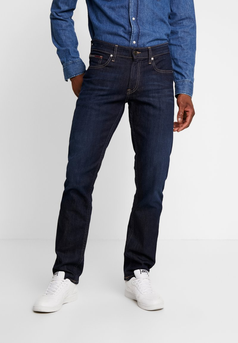 Tommy Jeans - RYAN STRAIGHT - Jeans a sigaretta - lake raw stretch