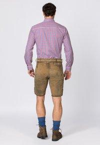 Stockerpoint - PORTOS - Shirt - blue/red - 2