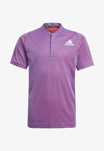 B RG POLO - Polo shirt - sentfl scarle