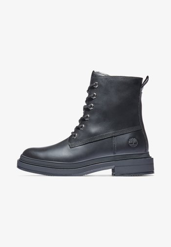 Classic ankle boots - jet black