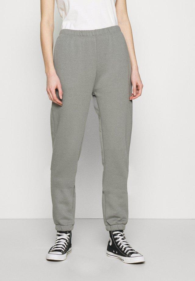 COZY PANTS - Trainingsbroek - gray/blue