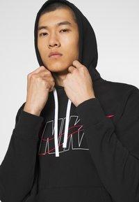 Nike Sportswear - SUIT SET - Träningsset - black - 6