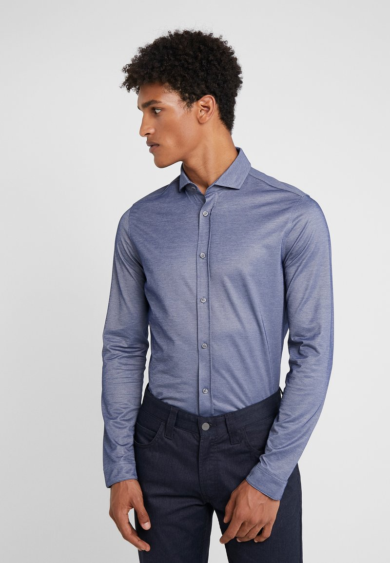 DRYKORN - SOLO - Shirt - navy