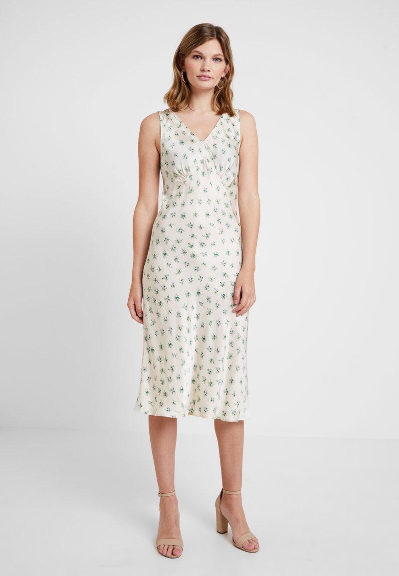 Ghost - SUMMER DRESS - Denní šaty - off-white