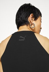 Puma - BODYCON DRESS - Shift dress - black - 4
