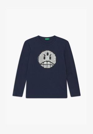 FUNZIONE BOY - Long sleeved top - dark blue