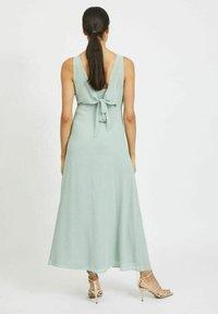 Vila - Maxi dress - jadeite - 2