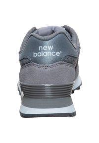 New Balance - Baskets basses - grey - 3