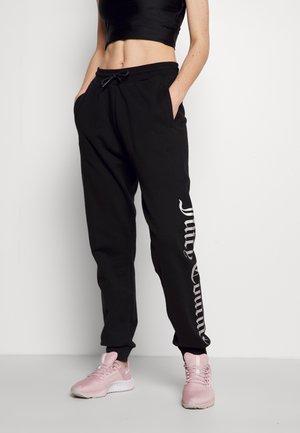 IVY JOGGERS - Pantalon de survêtement - black