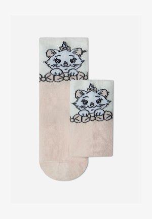 MIT DISNEY-MUSTER - Socks - rosa  disney pink bows