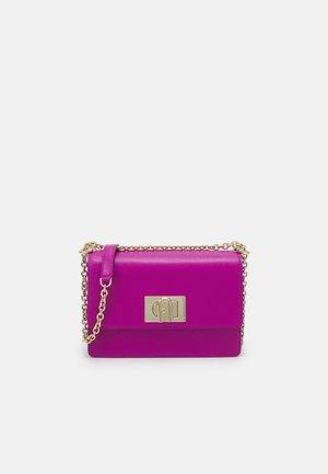 MINI CROSSBODY  - Across body bag - flamingo purple