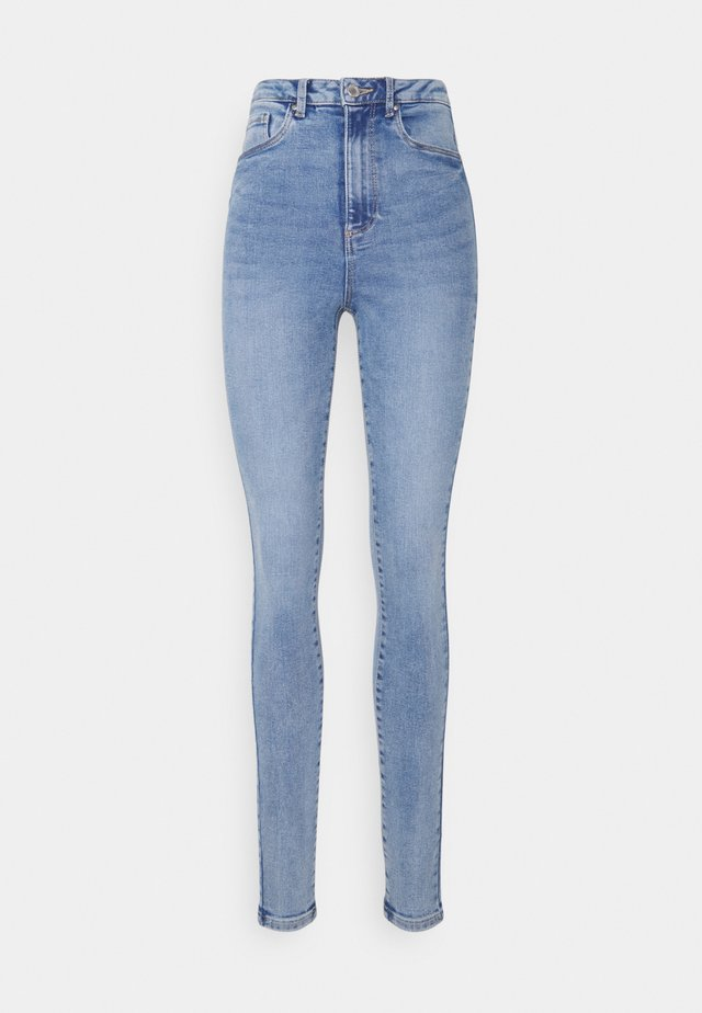 VMLOA  - Jeans Skinny Fit - light blue denim