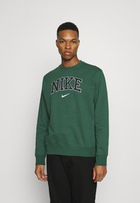 Nike Sportswear - RETRO CREW - Sweatshirt - noble green - 0