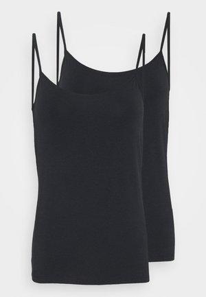 2 PACK  - Hemd - blauschwarz