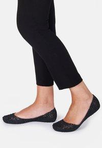 Melissa - CAMPANA PAPEL - Ballet pumps - black - 0