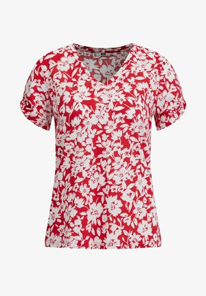 BLOEMENDESSIN - Blouse - red