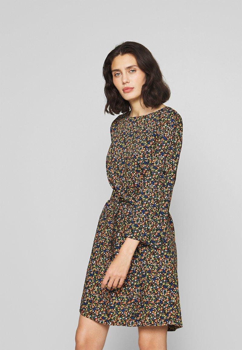 Benetton - DRESS - Sukienka letnia - multi-coloured