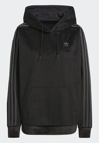 adidas Originals - SPORTS INSPIRED HOODED SWEAT - Hoodie - black - 7