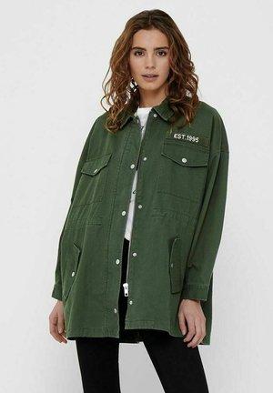 Summer jacket - rosin