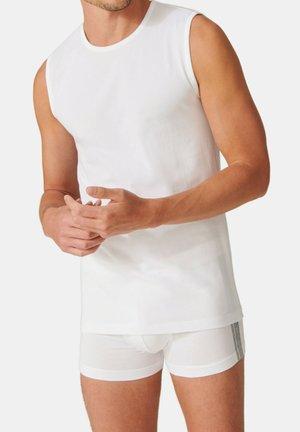 4ER-PACK - Undershirt - weiß