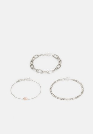 ONLMAGGIE BRACELET SET - Bracelet - silver-coloured
