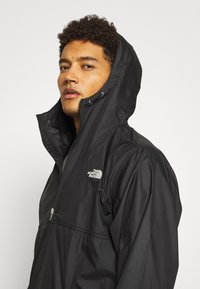 The North Face - CYCLONE ANORAK - Outdoor jacket - black - 3