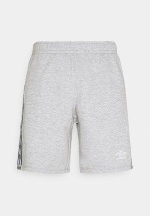 TAPED SHORT LOOPBACK - Short de sport - grey marl