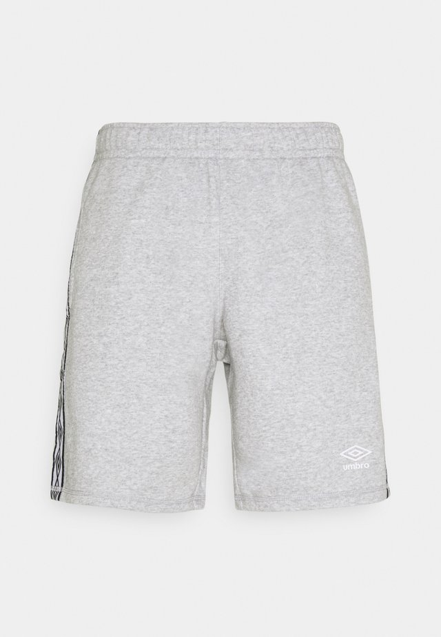 TAPED SHORT LOOPBACK - Pantaloncini sportivi - grey marl