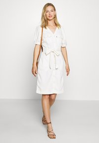 Levi's® - BRYN DRESS - Denim dress - soft dunes - 1