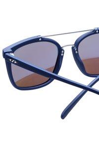 Icon Sport - SPADER - Sportbrille - navy blue rubber finish - 2