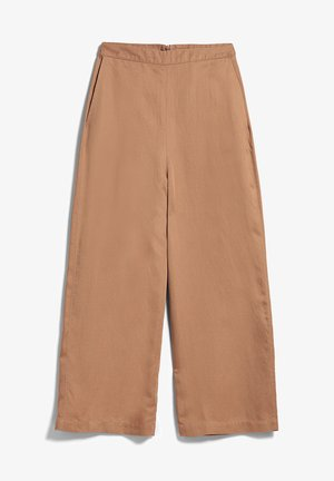 WAIDAA - Trousers - toasted hazel