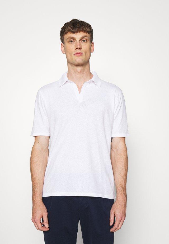 TRUANE - Print T-shirt - pure white