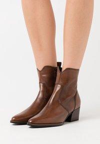 Maripé - Classic ankle boots - firenze autumnal - 0