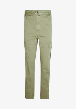 SAFARI WIDE LEG TROUSER - Trousers - waod