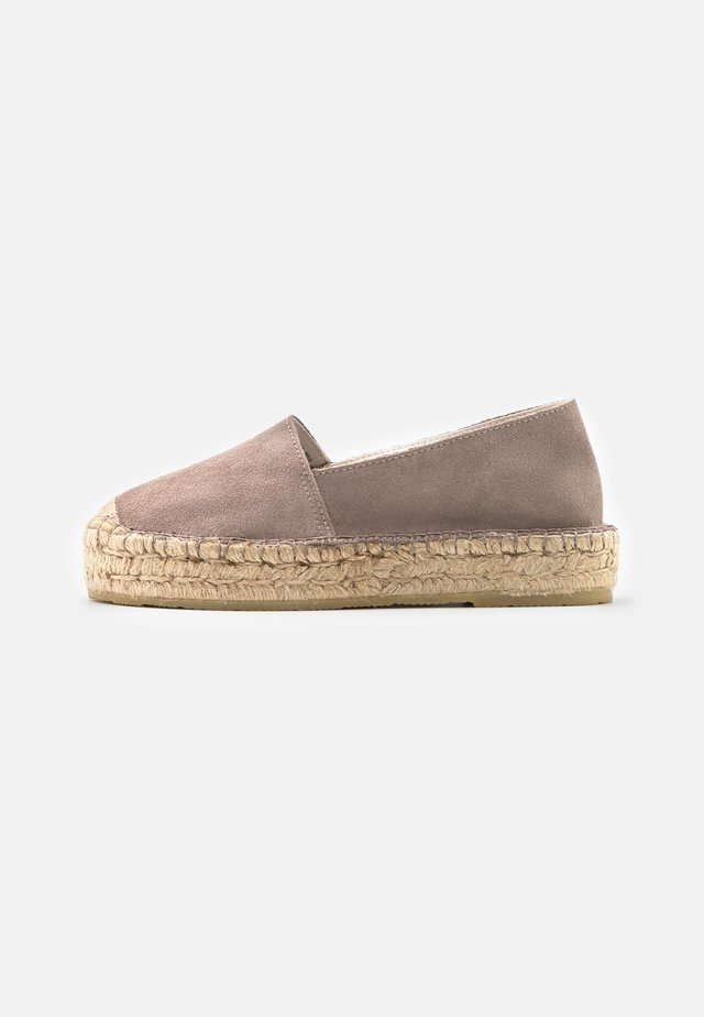 IDA - Loafers - taupe