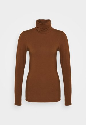 TANNER   - Long sleeved top - pecan