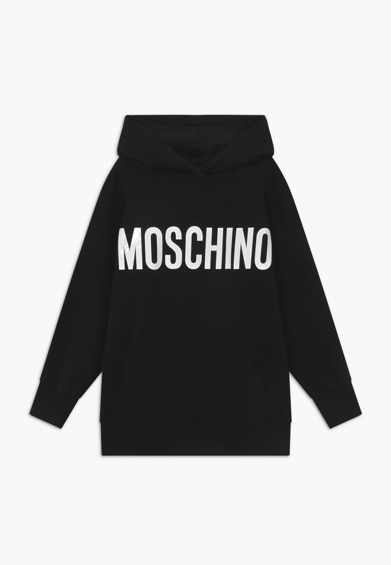 MOSCHINO - MAXI OVERSIZE UNISEX - Hoodie - black