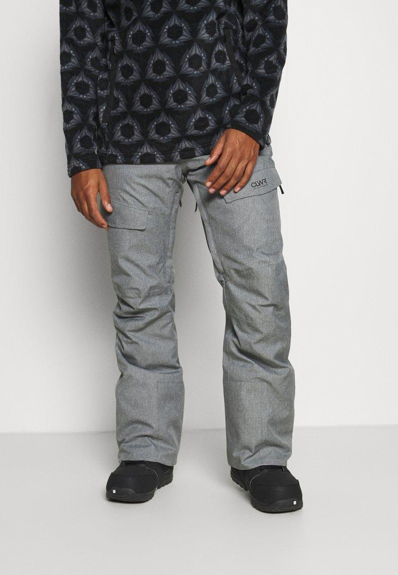 COLOURWEAR - TILT PANT - Snow pants - grey