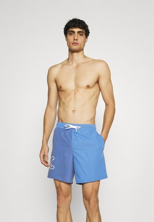 Swimming shorts - king/turquin blue ledge