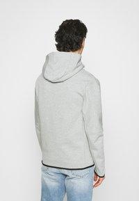 Nike Sportswear - Hoodie -  grey heather/black - 2